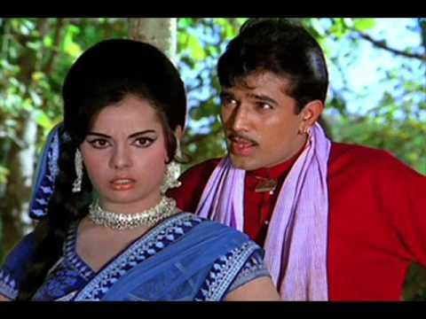 Maine Dekha Tune Dekha ... Dushman ... Rajesh Khanna, Mumtaz