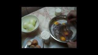 Вкусный печеночный торт из говяжьей печени с грибами(Печеночный торт из говяжьей печени начиняем грибами, и получается вкуснятина, пальчики оближешь, рецепт..., 2012-10-12T19:18:27.000Z)