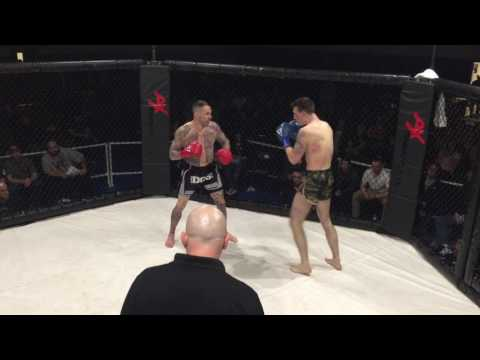 Will Holmes vs Shane Graham