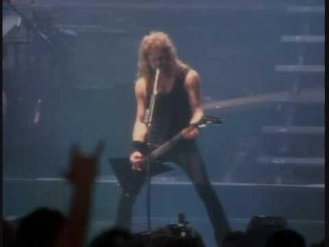 Last Caress Metallica Live in San Diego 1992