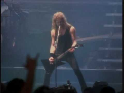 Last Caress Metallica Live in San Diego 1992