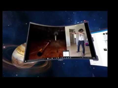 Envelop VR Desktop Windows Virtual Reality Software