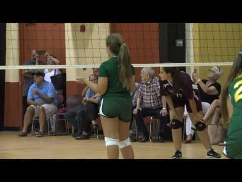 2016  ST  KEVIN VS ST  TIMOTHY VOLLEYBALL SERIES