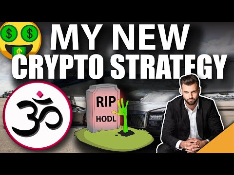 My CRAZIEST New Crypto Investment Strategy (HODL is DEAD for 2020)