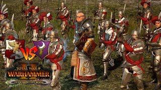 ¡No Caeré en tu Trampa Hechicera! #123 Batallas Online Total War Warhammer 2 en español