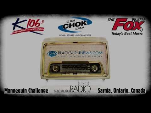 Mannequin Challenge Blackburn Radio Sarnia 99.9 The Fox