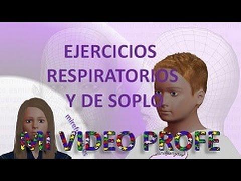 ejercicios respiracion diafragmatica para niños