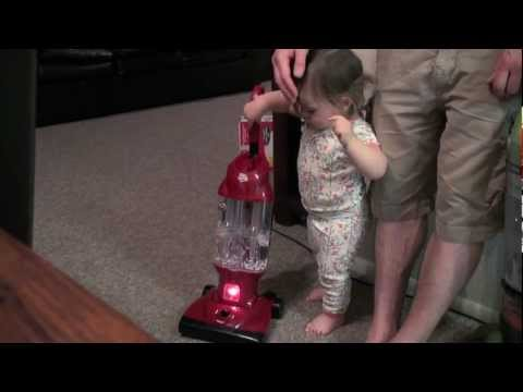 Grace gets vacuum