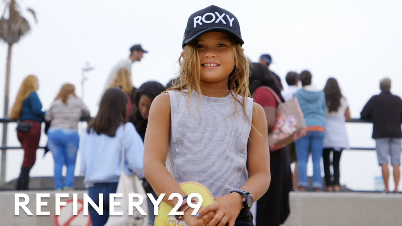 I Am A 9 Year Old Pro Skateboarder | Anomaly | Refinery29