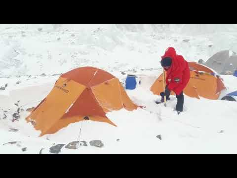 K2 BASE CAMP WITH FERRINO SVALBARD TENTS : svalbard tent - memphite.com