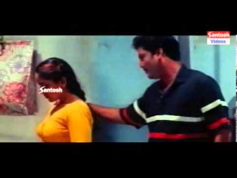 Hari trying to convince Reshma   Sundaravanam movie scenes   Reshma, Sharmili, Heera, Namitha small