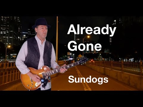 Sundogs - Already Gone - Classic Rock Music Video