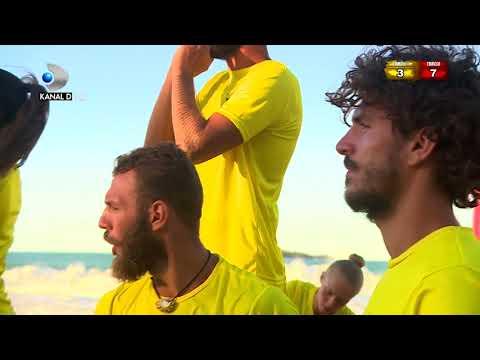 Exatlon Romania (03.03.2018) - Cine a castigat meciul international Romania-Turcia! Ep 32, Partea 4