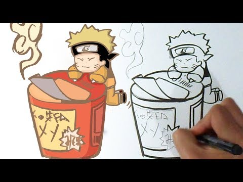 Download How To Draw A Kawaii Naruto Mp3 3gp Mp4