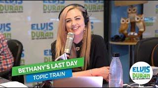 Bethany Watson Moments | Greg T's Topic Train
