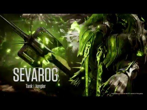 видео: paragon — обзор героя sevarog
