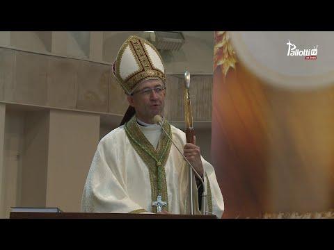 Homilia - bp Adrian Galbas SAC - Święcenia Kapłańskie w stopniu prezbiteratu