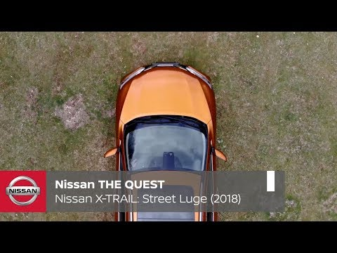 Nissan THE QUEST X-OVER SPORTS â?? Street Luge (2018)