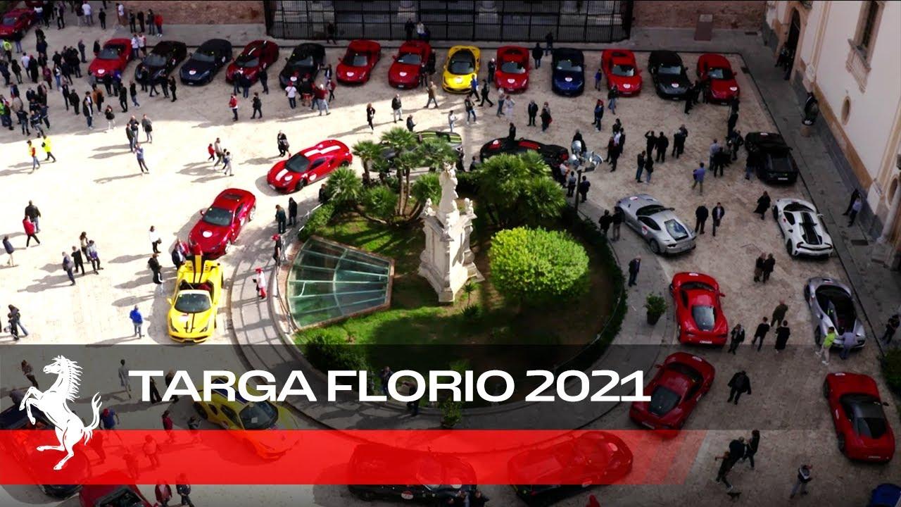 Ferrari Tribute to Targa Florio 2021