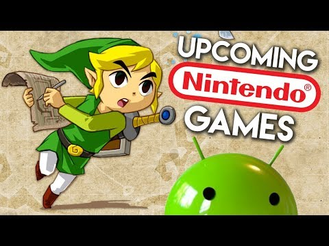 Best & Upcoming Nintendo Games On Android & IOS