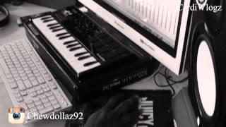 Cardi Beatz x Chew Dollaz - Dopeman #Studioflow