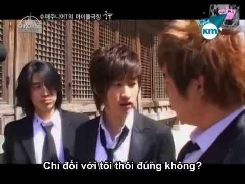 [Vietsub] Idol World - Super Junior Ep 1 [Full]