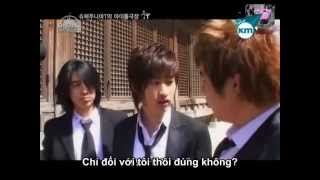 [Vietsub] Idol World - Super Junior Ep 1 [Full]