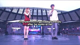 Download Video EXO Chanyeol and Red Velvet Wendy moments MP3 3GP MP4