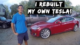 Steve: The DIY Tesla Rebuilder!