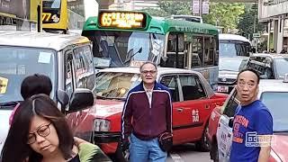 香港警察11月11日実弾3発発砲フル映像19分 西灣河太安街 交通警員 開發3槍實彈槍(丘品創作)