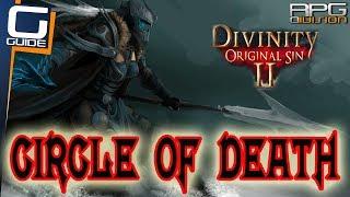 DIVINITY ORIGINAL SIN 2 - ULTIMATE CIRCLE OF DEATH SUMMONER BUILD