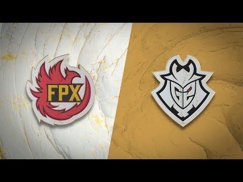 G2 Esports vs FunPlus Phoenix vod