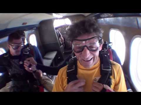 Christopher Atkins Alana Atkins Bryan Austin Skydive!
