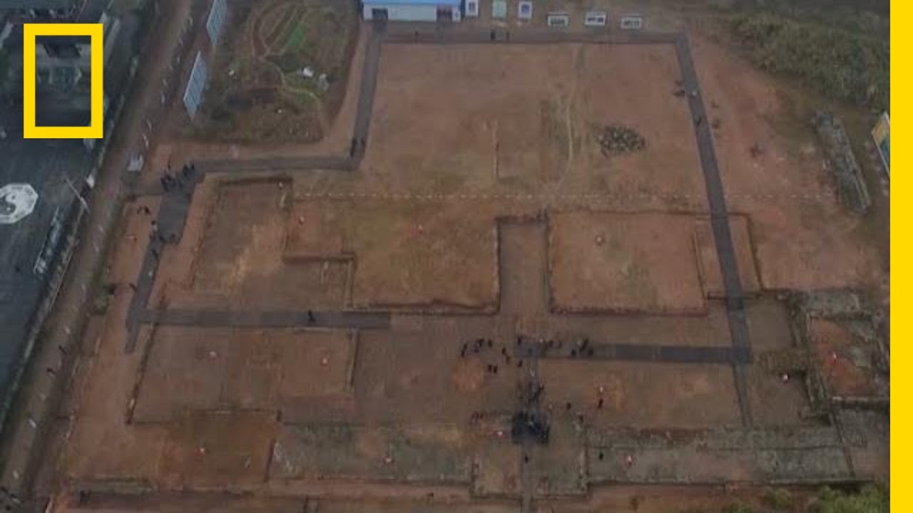 See Where an Ancient Chinese Temple Once Stood | National ...