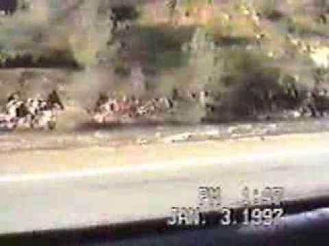 1997 Merced River Flood (Edited Version)