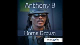 ANTHONY B ~ HOME GROWN ~ DA DRAMA RIDDIM (c)(p) March 2013
