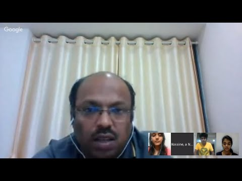 Hangout with Jude Sir