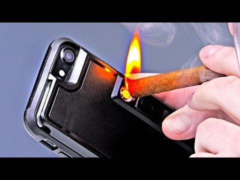 Thumbnail: Crazy iPhone 7 Lighter Case