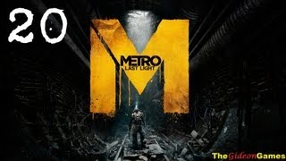 Прохождение Metro: Last Light (Метро 2033: Луч надежды) [HD|PC] - Часть 20 (Путь вдвоём)