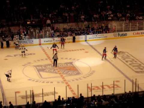 New York Rangers Goal Song LIVE