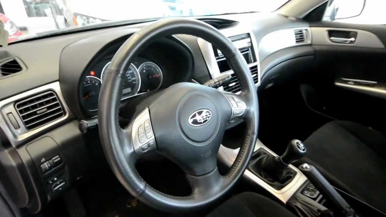 2009 subaru impreza awd manual stk 29871a for sale at trend rh youtube com subaru impreza manual vs cvt subaru impreza manual transmission oil