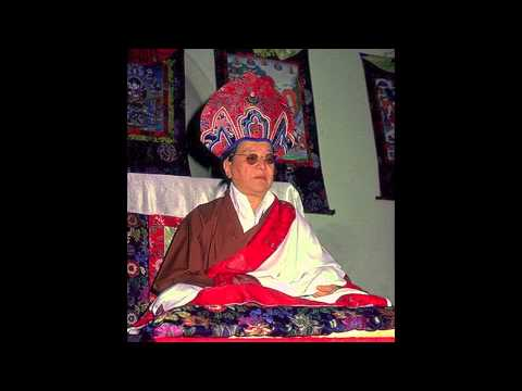 Calling the Lama From Afar, words by Dudjom Rinpoche