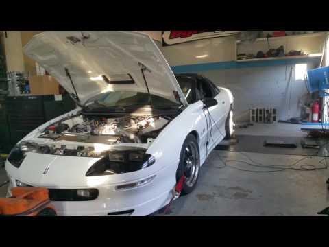 383ci LT1 Camaro - Torq Head 24x LS1 PCM Conversion - YouTube