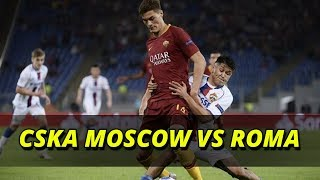 Download Video ROMA KALAHKAN CSKA MOSCOW 2-1 MP3 3GP MP4