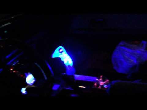 BotCon 2011 Transformers Ratchet custom ambulance van with working lights part 3