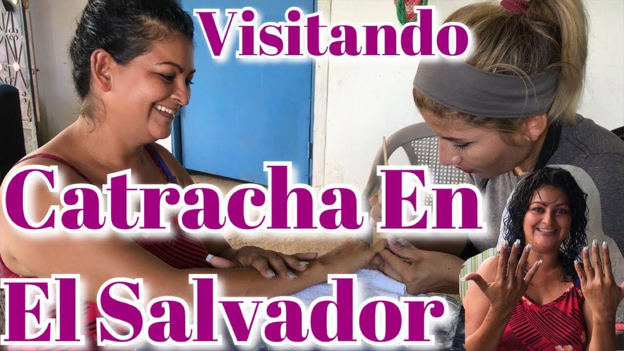 CONOCIENDO A LA CATRACHA EN EL SALVADOR CON EL SALVADOR ACCIÓN