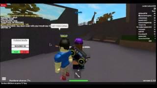 Roblox: Twisted Murder Broken MVP Tür 2
