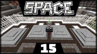 Landeplatten und Luft   Minecraft Space Astronomy #15