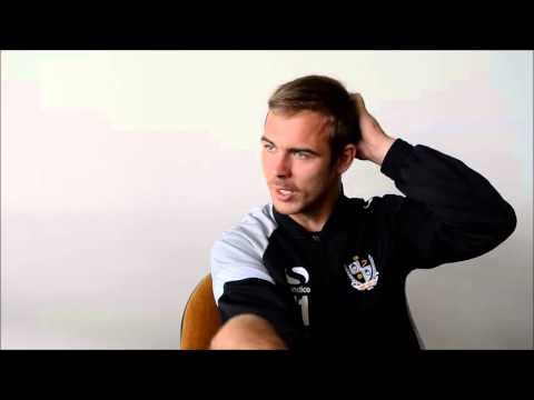 Interview with Tom Pope