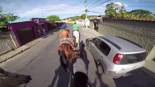 A Tropa dos Doidos  PARTE 1 l Passeio a Cavalo